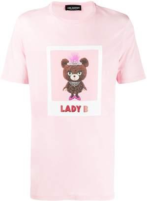 Neil Barrett Lady B T-shirt