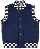 Stella McCartney Reversible Gabardine & Sweatshirt Vest