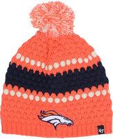 '47 Women's Denver Broncos Leslie Pom Knit Hat