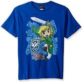 Nintendo Boys' Link Up Graphic T-shirt