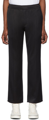 Second/Layer Black Track Pants