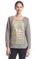 Tracy Reese Embellished Pullover
