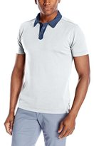 Agave Men's Usal Short-Sleeve Supima Polo Shirt