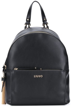 Liu Jo Tassel-Detail Backpack