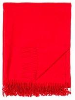 Hermes Cashmere & Wool Throw Blanket