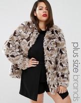 Junarose Faux Fur Jacket