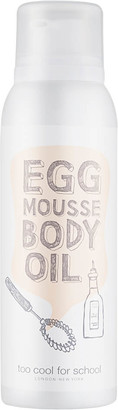 Too Cool for School Egg Mousse Body Oil 150ml