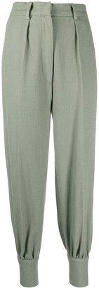 Atu Body Couture Pleated Waist Trousers