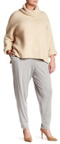 Eileen Fisher Slouchy Terry Jogger Pants (Plus Size)