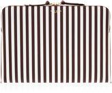 Henri Bendel Centennial Stripe Laptop Case