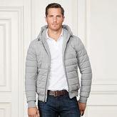 Ralph Lauren Purple Label Quilted Cotton Jersey Jacket