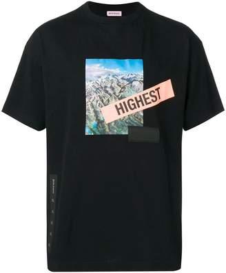 Palm Angels yosemite t-shirt