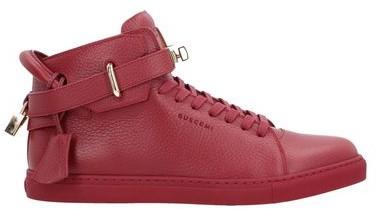 Buscemi Red Men's Shoes | Shop the