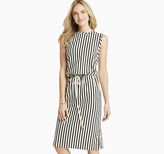 Johnston & Murphy Sleeveless Midi Dress