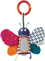Mamas and Papas Linkie Butterfly in Multi-Colour