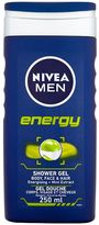 Nivea Men Energy Shower Gel - 2 in 1 Body & Hair 250ml
