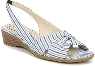 LifeStride Cross Strap Detail Slingbacks - Mimosa 2