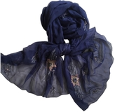 Isabel Marant Embroidered Stole
