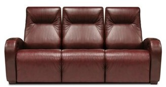 Bass Signature Series Home Theater Sofa Type: Not Motorized, Frame Finish: Beech, Cupholders: Black cup holders