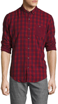 Timberland Woven Allendale Plaid Sportshirt