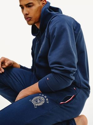 Tommy Hilfiger Logo Embroidery Stretch Cotton Joggers