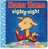 Bed Bath & Beyond Llama Llama Nighty Night Board Book