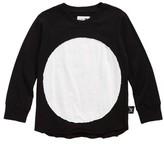 Nununu Boy's Circle Patch T-Shirt