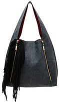 Steve Madden Mariana Fringed Hobo Bag