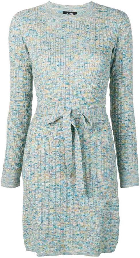 A.P.C. short knitted dress