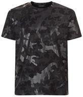 Valentino Camo Star T-shirt