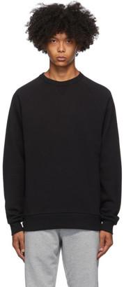 Dries Van Noten Black Raglan Sweatshirt