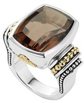 Lagos Women's 'Caviar Color' Large Semiprecious Stone Ring