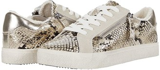 Steve Madden Parka Sneaker (Gold Snake) Women's Shoes