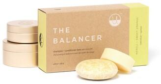 Unwrapped Life Shampoo And Conditioner Bar Travel Set The Balancer