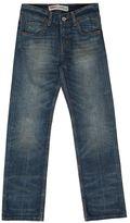 Levi's Boys 8-20 514TM Slim Straight Jeans Husky