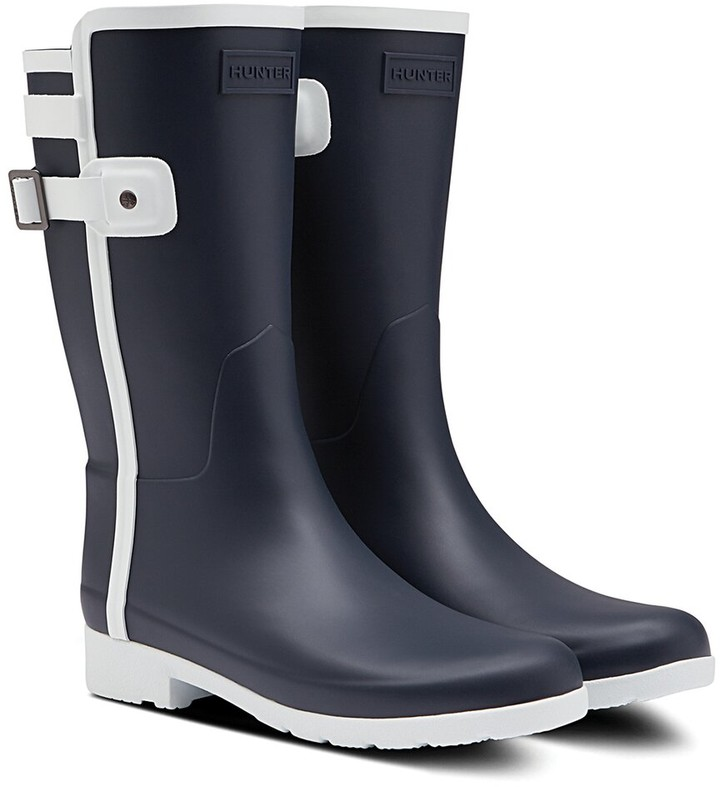 Thumbnail for your product : Hunter Ref Slim Fit Short Contrast Boot