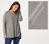 Life is Good Freestyle Wash Tunic Tee