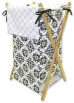 Trend Lab Versailles Black Hamper Set by