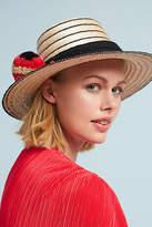 Guanabana Robyn Pommed Boater Hat