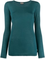 N.Peal cashmere round neck sweater