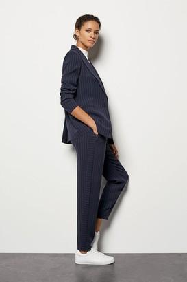 Karen Millen Pinstripe Tailored Jacket