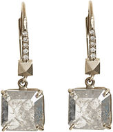 Andrea Lieberman Diamond Drop Earrings
