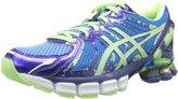Asics GelSendai 2 Womens Running Shoe 6 Ice Blue-Mint