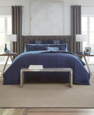 Tommy Hilfiger Ashcolt Reversible 2-Pc. Stripe Twin Duvet Set Bedding