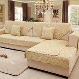 JIN Sofa mats otton sofa ushions,universal seat overs of the four seasons,european living room sofa over