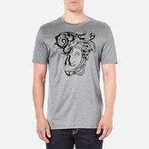 Versace Collection Printed Tshirt - Grey