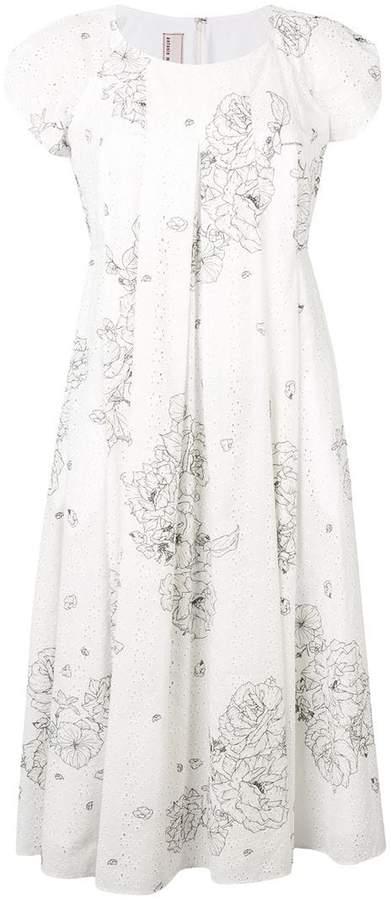 Antonio Marras embroidered dress