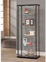 Varick Gallery Jenkintown Curio Cabinet