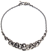 Ten Thousand Things Tapered Link Bracelet - Sterling Silver