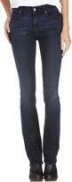 High-Waist Mon Tete Rouge Straight-Leg Jeans